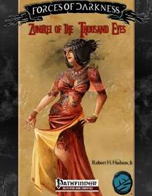 Forces of Darkness – Zunirei of the Thousand Eyes
