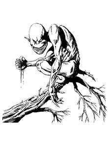 Earl Geier Presents: Demon in a Tree
