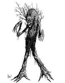 Earl Geier Presents: Tree Monster