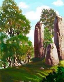 Patricia Smith Presents: Standing Stones