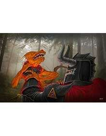 Scott Harshbarger Presents: Knight Interrogates Kobold