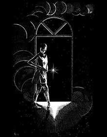 The Art of W Fraser Sandercombe: Cosmic Dancer