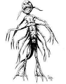 Earl Geier Presents: Stalky Monster