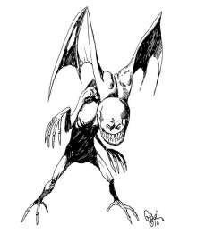 Earl Geier Presents: Evil Imp