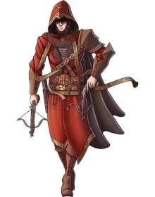 Brett Neufeld Presents: Crossbow Inquisitor