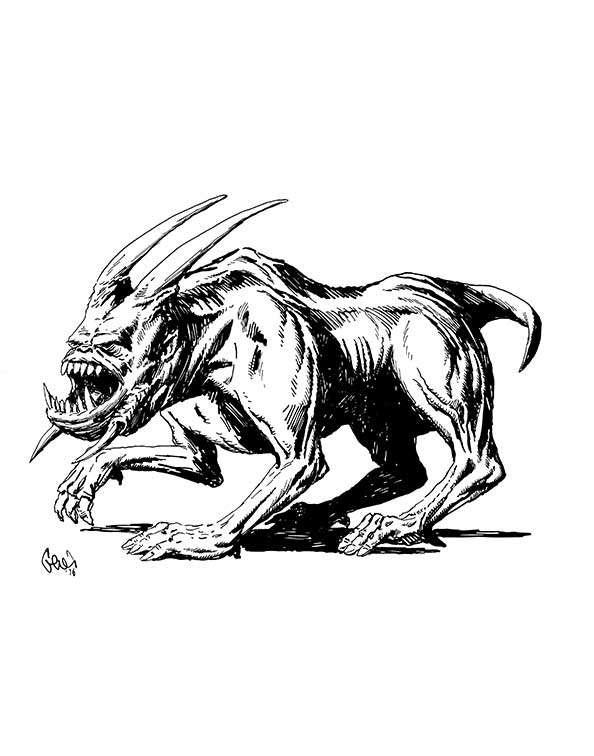 Earl Geier Presents: Demon Beast