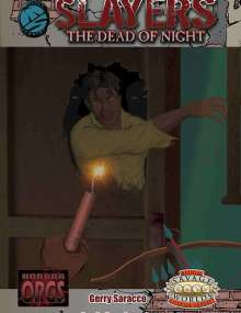 $layers: The Dead of Night for Savage Worlds Horrors