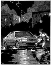 The Art of W Fraser Sandercombe: Rainy Night
