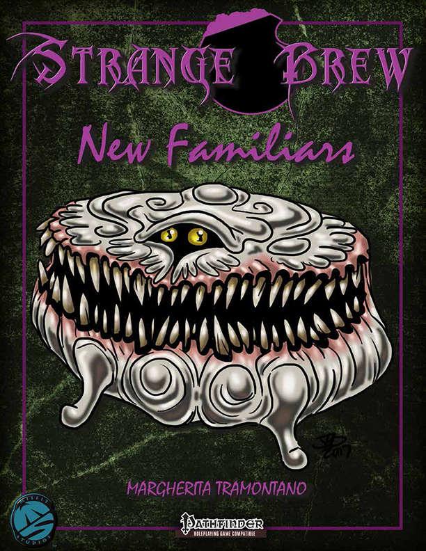 Strange Brew: New Familiars for the Pathfinder RPG