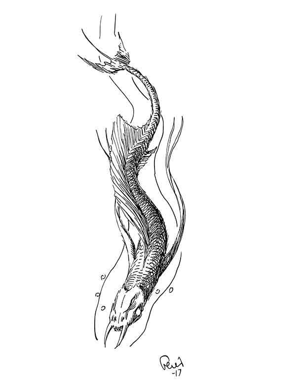 Earl Geier Presents: Fanged Fish