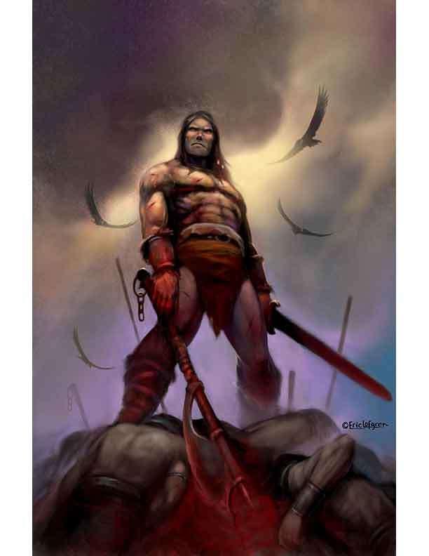 Eric Lofgren Presents: Triumphant Barbarian
