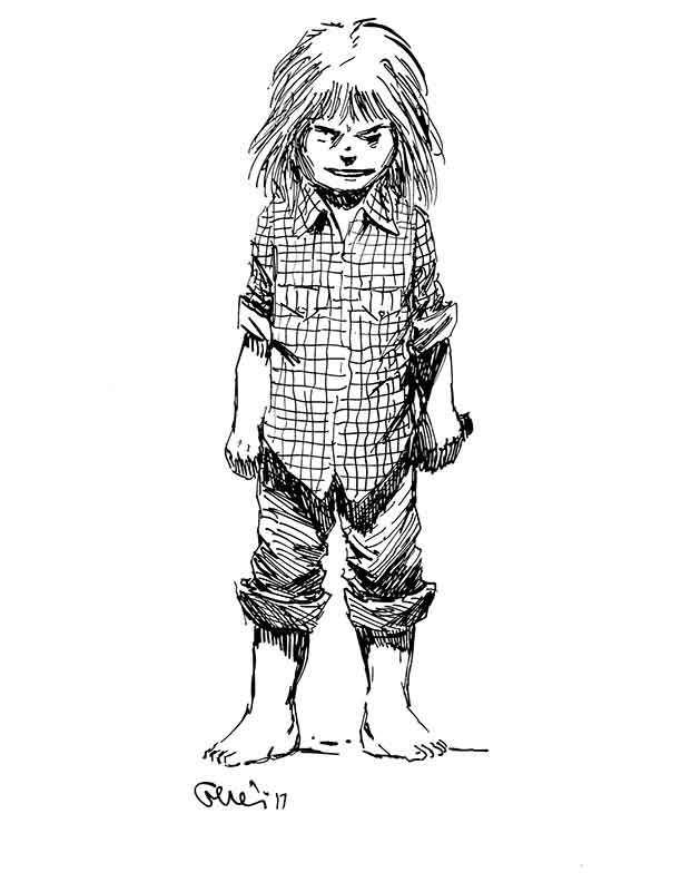 Earl Geier Presents: Devil Child