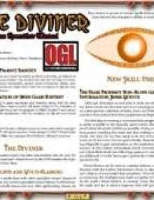 The Core Specialist: Diviner