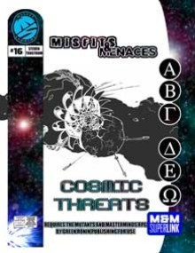 M&M Superlink Misfits & Menaces: Cosmic Threats