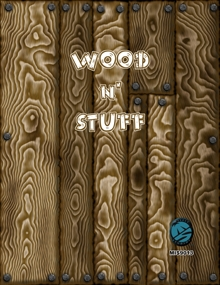 Steven Trustrum Covers 6: Wood n' Stuff