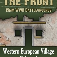 15mm WWII Battlegrounds - Western European Village Volume I