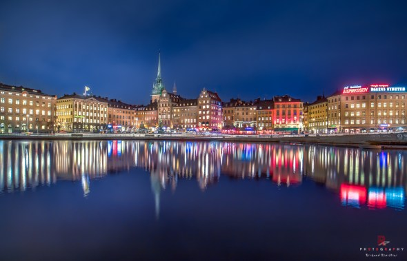 Stockholm - Gamla Stan (by Night)