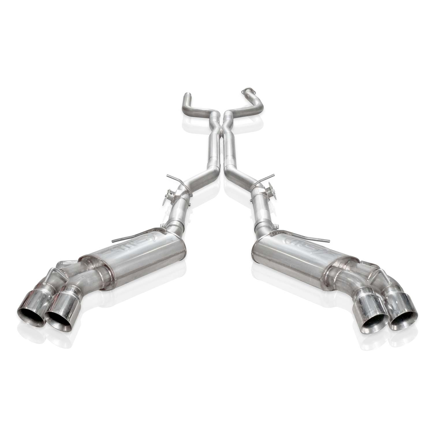 Camaro Ss Stainless Works Exhaust Catback W Afm Valves And