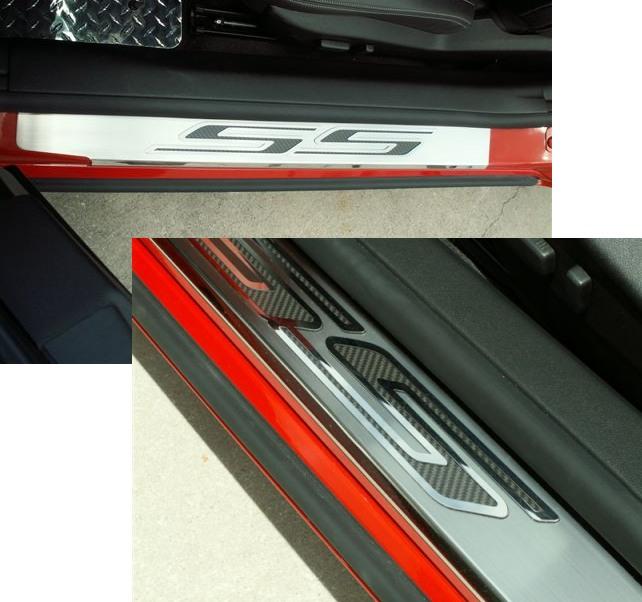 2010 Camaro Sill Plates