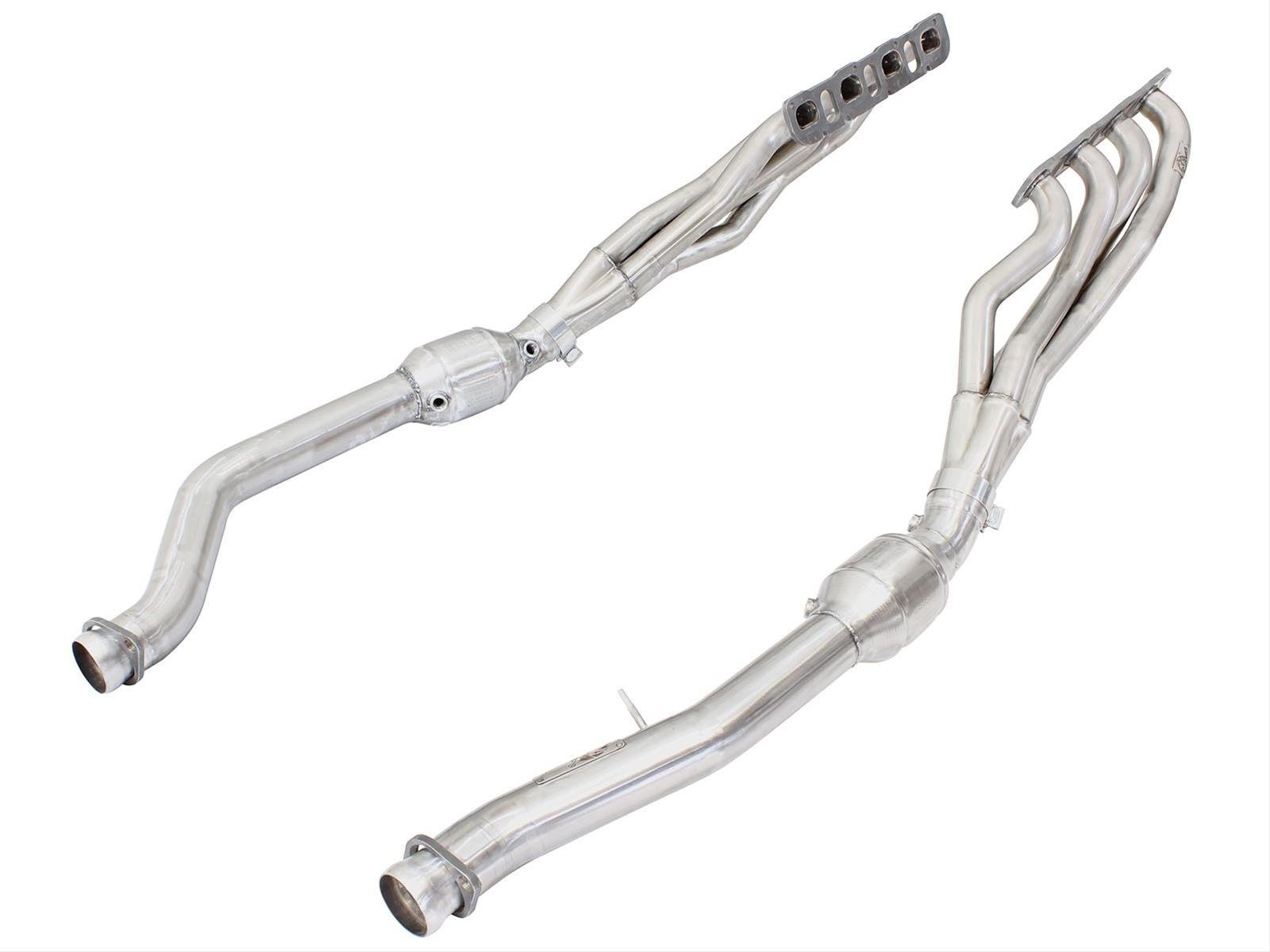 Jeep Grand Cherokee Srt 8 Twisted Steel Long Tube Headers