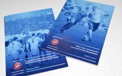 Dans le football, le Fair PLAY Financier est il juste ?