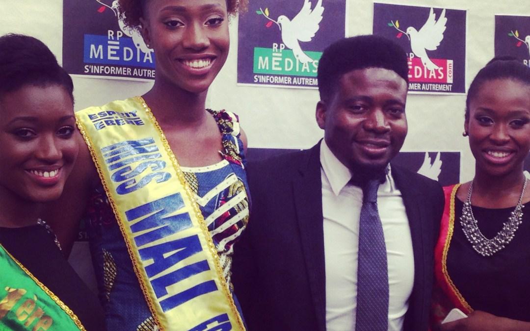 Rencontre avec les MISS MALI FRANCE 2015 – Esprit d'Ebene