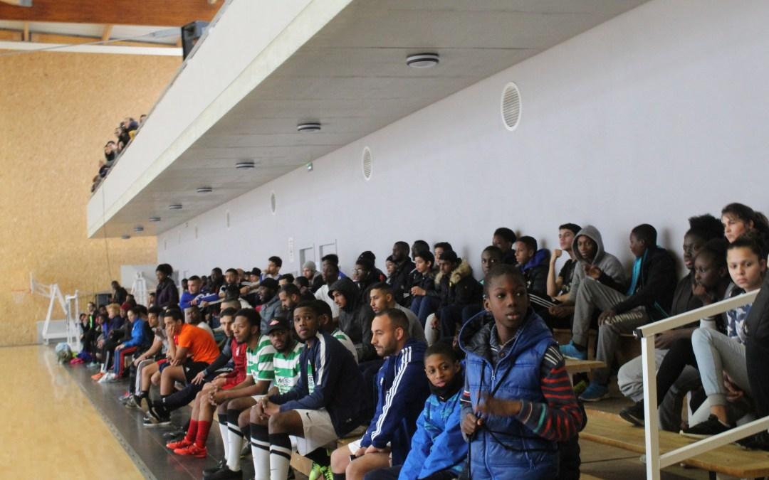 Tournoi de Futsal : Du Foot au Rêves