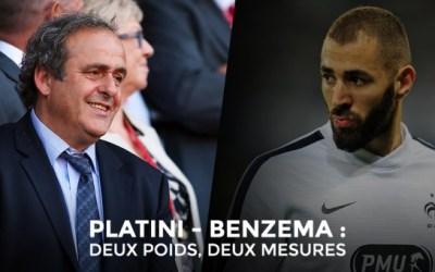 Benzema/Platini : Manuel Valls et la presse instaurent-ils le racisme institutionnel dans le foot?