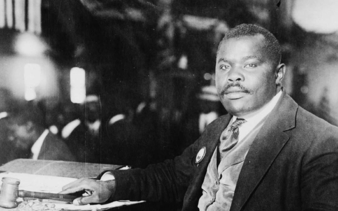 Panafricanisme-Mosiah-Garvey