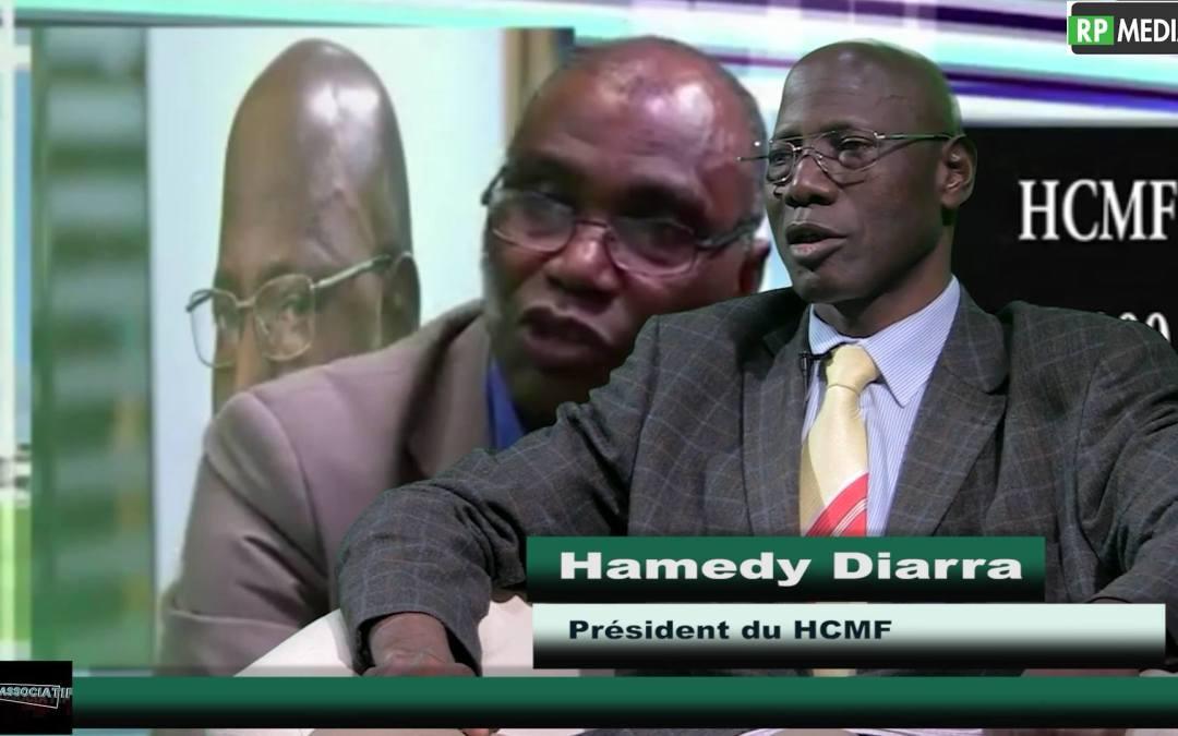 Président du HCMF: je n'ai pas détourné  l'argent du HCMF