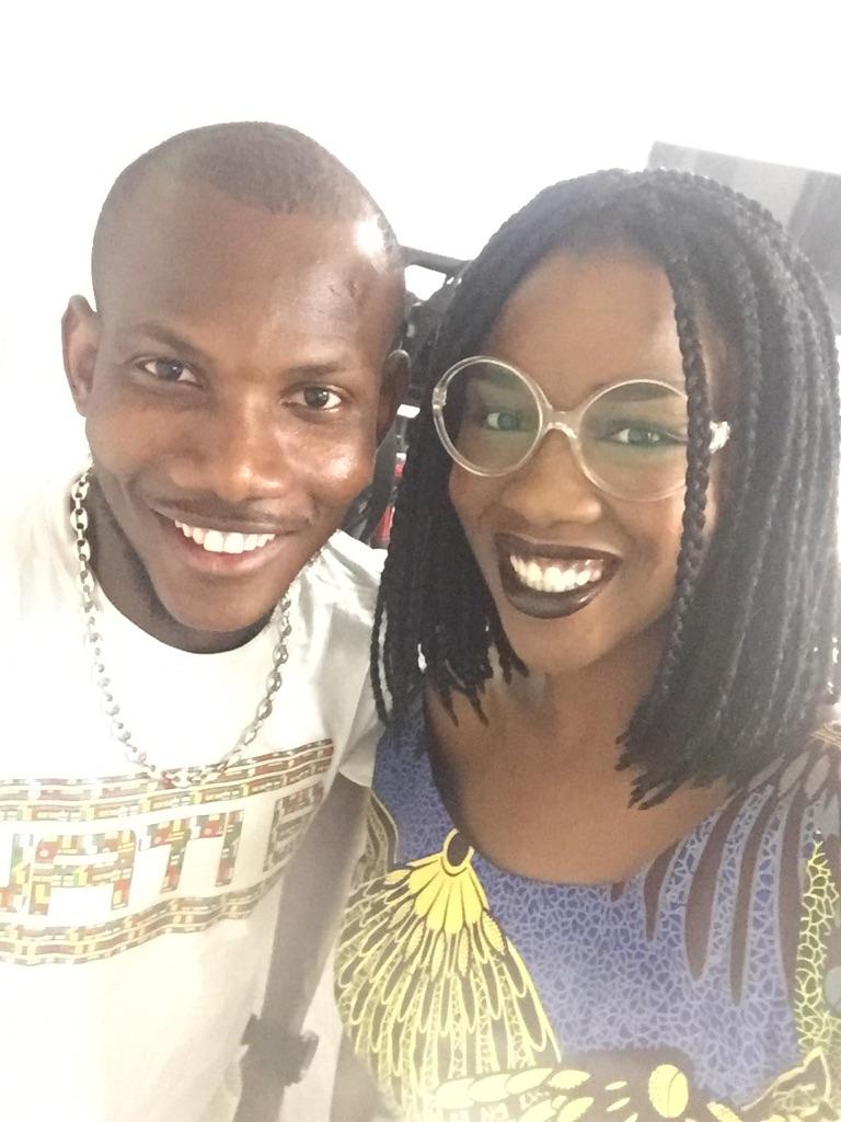 Lassana Bathily et Maria6