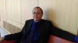 Ibrahim El Ali, malien d'origine libanaise né au sénégal