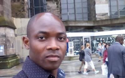 Portrait des étudiants africains à Rouen (Séverin Tanang)