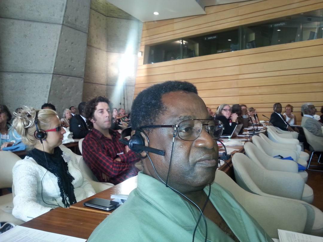 Diané Moustapha pour le Mali un pays d'avenir