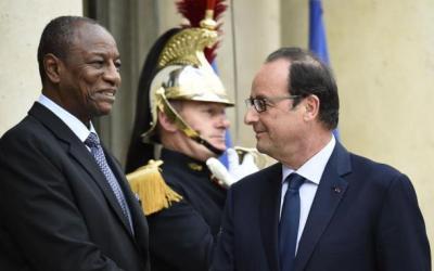 La Guinée signe 9 accords avec la France : Alpha Condé n'est pas Sekou Touré