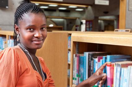 Les étudiants africains
