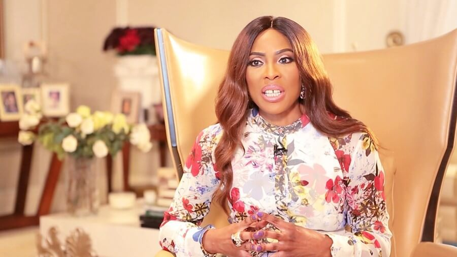 Mo-Abudu la business woman qui modernise Nollywood