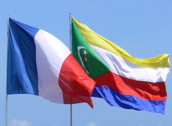 Histoire des Comoriens de France