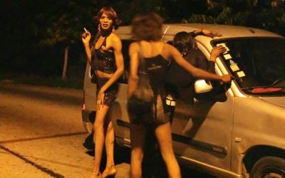 La prostitution à Lagos : immersion d'une nuit