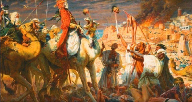 La traite négrière arabo musulmane