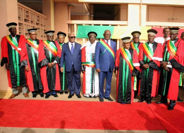 Election Présidentielle 2018: la cour constitutionnelle peut reporter la date 29 Juillet
