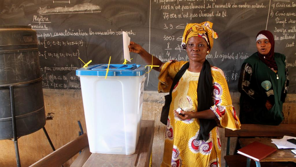 Résultat de l'élection présidentielle malienne