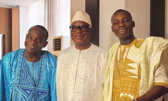 """Présidentielle au Mali : le candidat des artistes aurait dû être """"la défense des droits d'auteur"""""""