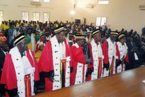Les magistrats maliens