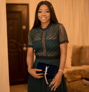 Les riches nigérians : Toke Makinwa, une célébrité nigériane arborant les marques de luxe