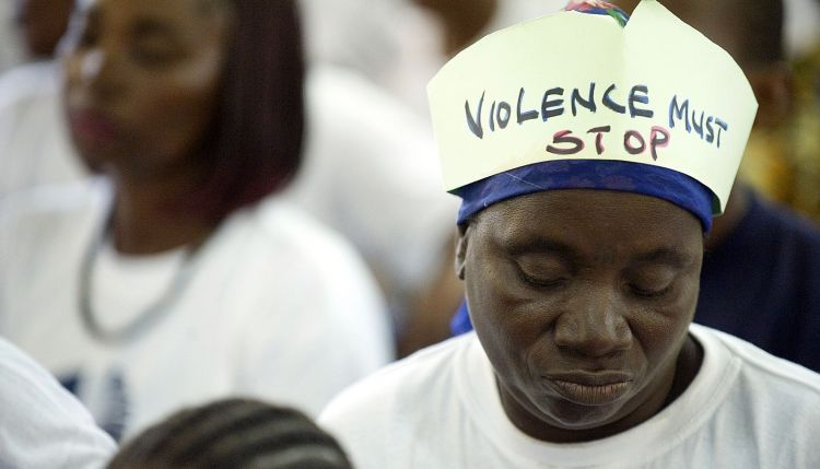 Les violences envers les femmes au Nigéria
