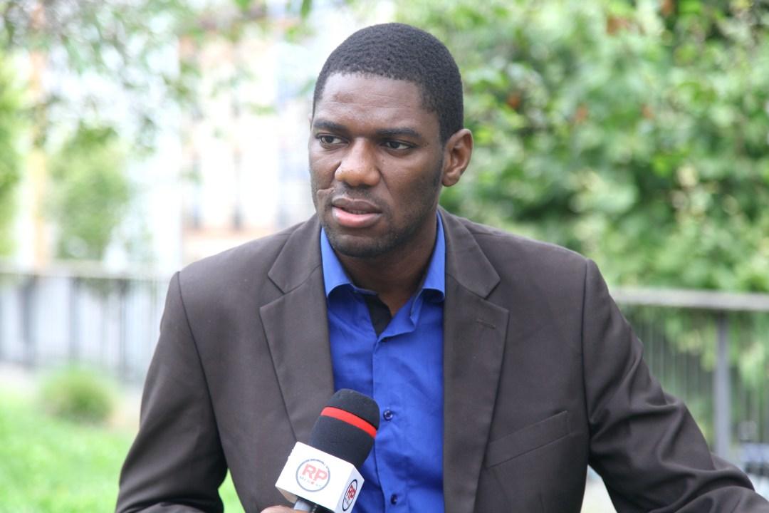 Amidou Tidjani politique
