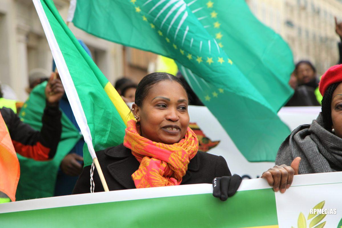 Sommet de Pau pour le G5 Sahel, l'album photo des manifestants pour l'émancipation de l'Afrique