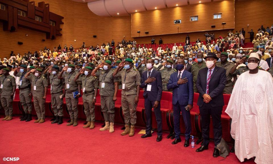 l'avenir du Mali passe par proposition pour une transition