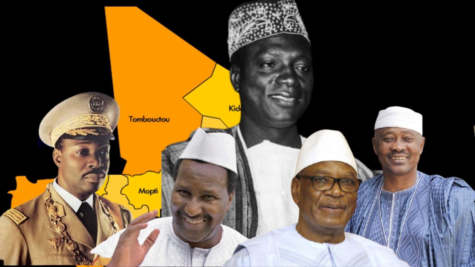 Avant-projet de Constitution de la IVe République au Mali